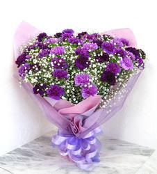 ボリュームたっぷり花束