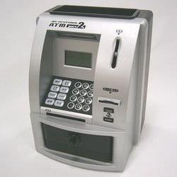 ATM 貯金箱