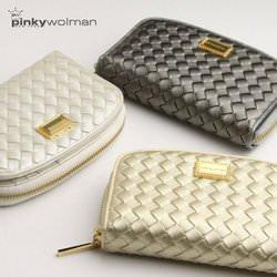 ピンキーウォルマン 財布(レディース)