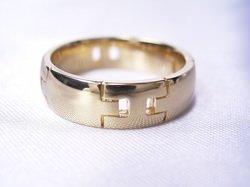 エルメス ヘラクレス 指輪(レディース)