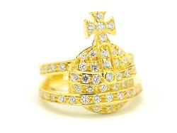 ヴィヴィアンウエストウッド 指輪