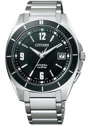シチズン アテッサ 腕時計(メンズ)