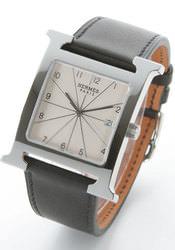 エルメス Hウォッチ 腕時計(メンズ)