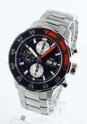 IWC アクアタイマー 腕時計(メンズ)