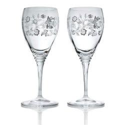 ミントンのワイングラス