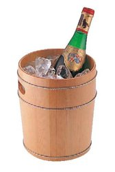 木製ワインクーラー