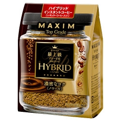 AGF マキシム トップグレード ハイブリッド ノワール コーヒー