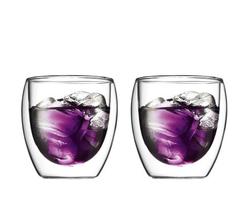 Bodumのダブルウォールグラス