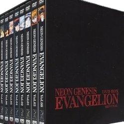 エヴァンゲリオン DVD