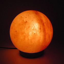 天然岩塩ランプ