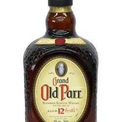 オールドパー ウイスキー