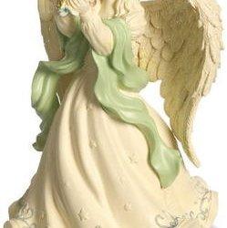 天使の置物