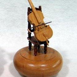 チェロ 演奏オルゴール