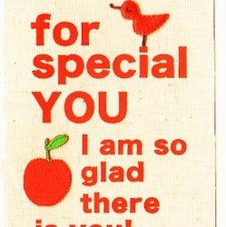 トコナッツ メッセージカード