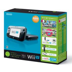 Wii U すぐに遊べるファミリープレミアムセット+Wii Fit U