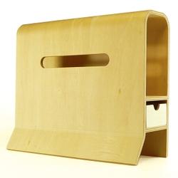木製 ティッシュケース