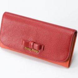 ミュウミュウ 財布(レディース)