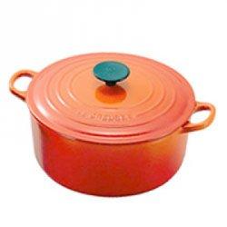 ルクルーゼ 鋳物ホーロー鍋
