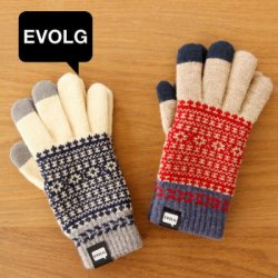 エヴォログ 手袋