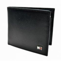 トミーヒルフィガー 二つ折り財布 メンズ