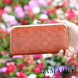 ラマーレ 財布 レディース