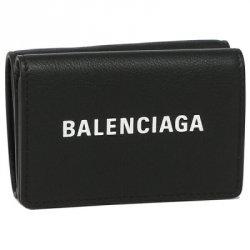バレンシアガ 革財布 レディース