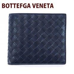 ボッテガヴェネタ 二つ折り財布(メンズ)