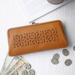 ゲンテン 革財布 レディース
