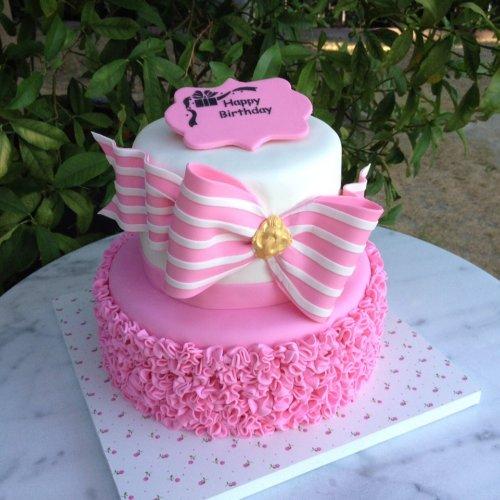 Inilah Pilihan Kue Ulang Tahun Anak Perempuan
