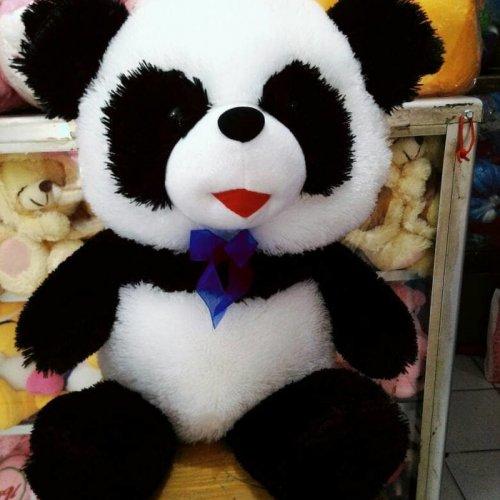 9 Boneka Panda Imut Untuk Teman Tidur Para Jomblo Penakut