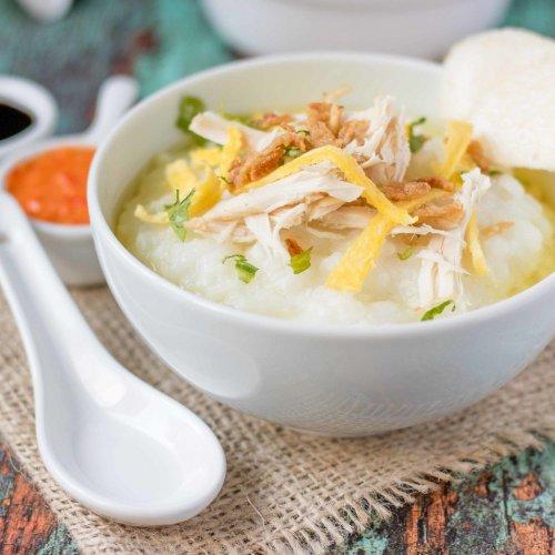4 Resep Bubur Ayam Nikmat Dan 9 Rekomendasi Bubur Ayam Instan Untuk Kamu Nikmati Di Rumah 2020