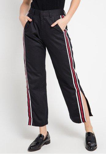 Bosan Dengan Model Celana Yang Itu Itu Saja Intip 9 Rekomendasi Celana Garis Samping Atau Side Stripe Pants Yang Kekinian Ini