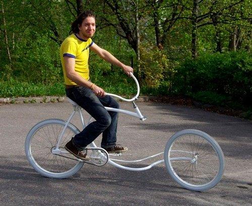 Jangan Tertawa 10 Sepeda Aneh Dan Lucu Ini Akan Bikin Kamu Terhibur