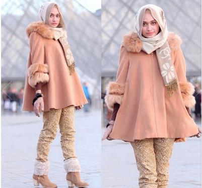 Mari Tampil Cantik Dengan 10 Fashion Muslimah Ala Korea