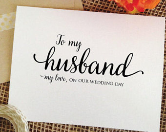 Begin Your Wedded Bliss With Touching Gifts For Husband On Wedding