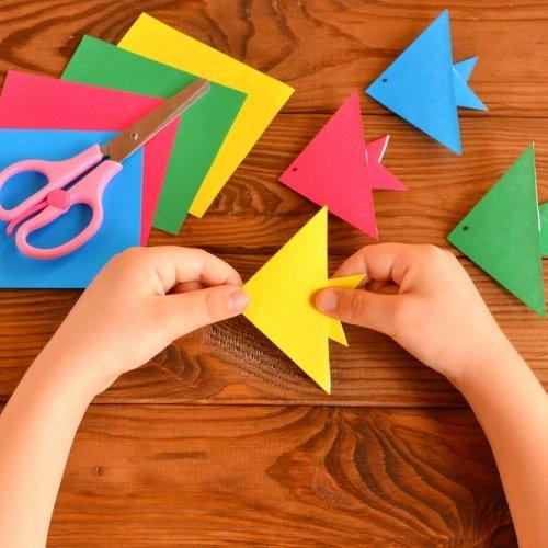 Mudah Kok Ini Lho 3 Tips Dan Cara Membuat 9 Kerajinan Tangan 3 Dimensi Kreatif