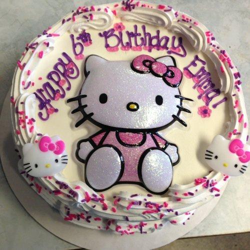 4 Inspirasi Kue Ulang Tahun Hello Kitty Yang Bisa Kamu Buat Sendiri Untuk Anak Perempuan Kamu 2017