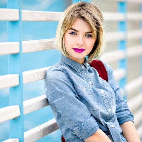 Fresh Dan Nggak Ribet Inilah 10 Ide Fashion Modis Untuk Rambut Pendek