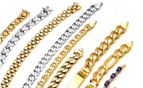 12 Rekomendasi Gelang Emas Cantik Ini Adalah Kunci Penampilan Mewah