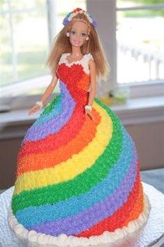 Kejutan Cantik Dengan 5 Pilihan Kue Ulang Tahun Barbie 2018