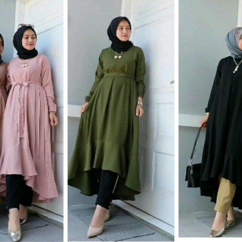 10 Rekomendasi Model Baju Tunik Terbaru 2019 Ini Bisa Jadi Inspirasi Dan Koleksimu