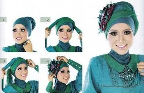 Masih Bingung Pilih Model Jilbab Untuk Acara Wisudamu Coba 10 Tutorial Jilbab Ini Yang Bikin Tampilanmu Makin Elegan Tanpa Ribet