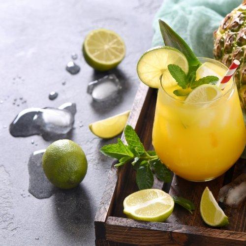 9 Resep Minuman Nanas Yang Harus Anda Coba Di Rumah