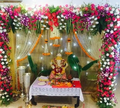 Let Your House Rejoice This Ganesh Chaturthi With These Creative And Innovative Ganesh Chaturthi Home Decoration Ideas For 2019