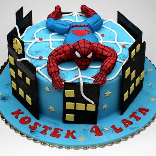 Meriahkan Ulang Tahun Si Kecil Dengan 5 Pilihan Kue Ulang Tahun Spiderman Unik Dan Enak