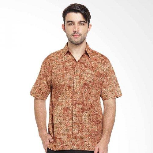 11 Baju Batik Kombinasi Pria Yang Cocok Untuk Suasana Formal