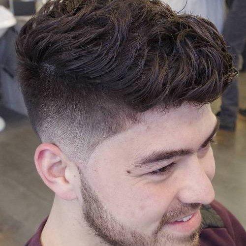 Keren Dan Trendi Dengan 10 Gaya Rambut Pria Kekinian 2019