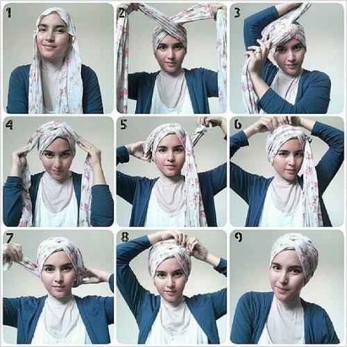 Bingung Memilih Tutorial Jilbab Cobalah 10 Tutorial Jilbab Untuk Acara Pesta Ini Pasti Tampilanmu Semakin Modis