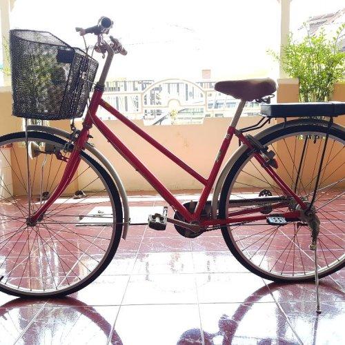 Romantika 8 Merek Sepeda Jengki Jepang Yang Kini Sulit Dicari