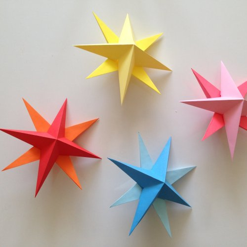Tutorial Membuat Origami for Android - APK Download | 500x500